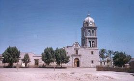 baja california sur religious Missions